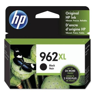 HP 962XL High Yield Original Ink Cartridge - Black (3JA03AN)