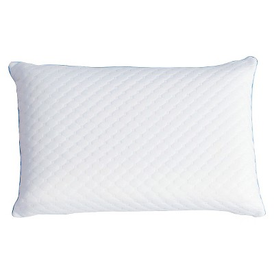 Sealy Memory Foam Bed Pillow - White (Standard)