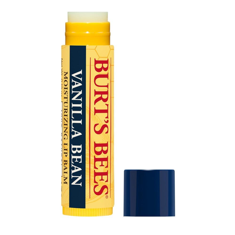 Burt's Bees Holiday Vanilla Bean Lip Balm and Treatment - 1ct, Yellow