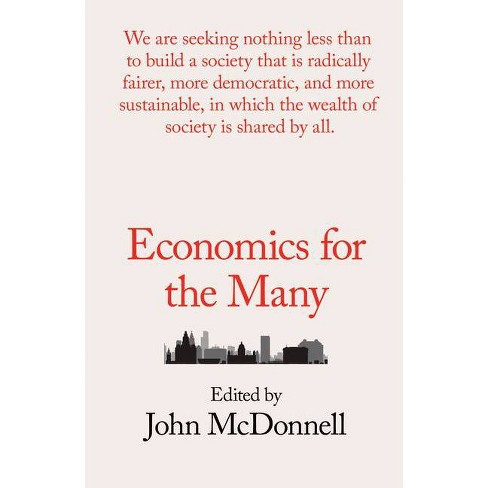 Economics for the Many - (Paperback) - image 1 of 1