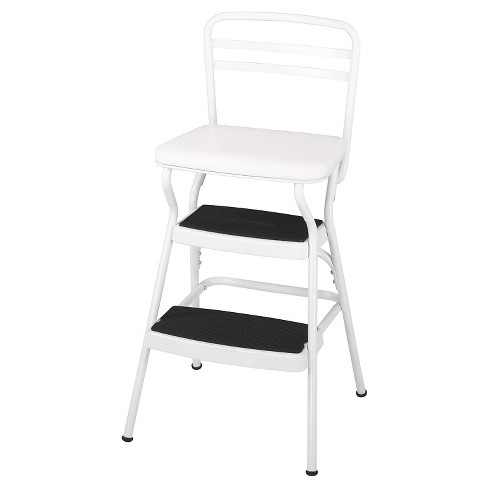 Step Stool Cosco WHT - image 1 of 1