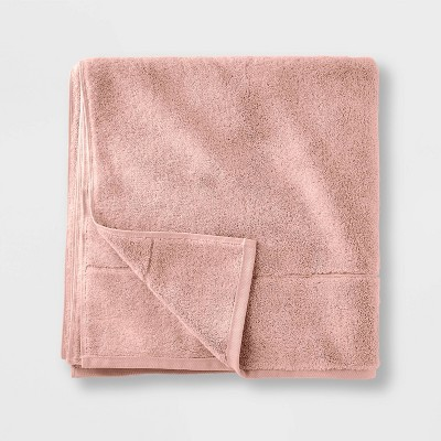 Modal Bath Sheet Light Blush - Casaluna™