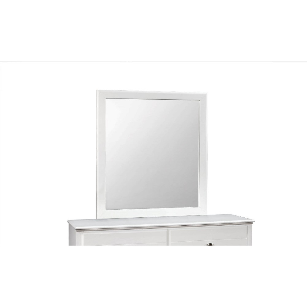Image of Carrington Dresser Mirror White - Private Reserve