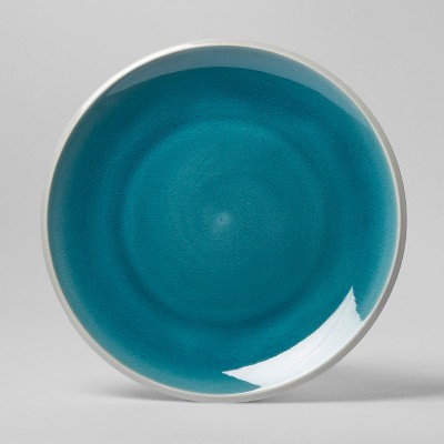 Portel Stoneware Dinner Plate 10  Teal - Project 62™