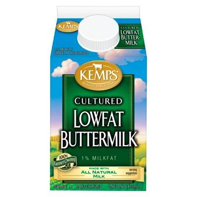 Kemps 1% Buttermilk - 1pt