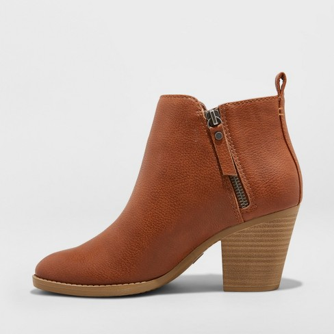 e2b81e85e865 Women s Jameson Faux Leather Wide Width Double...   Target