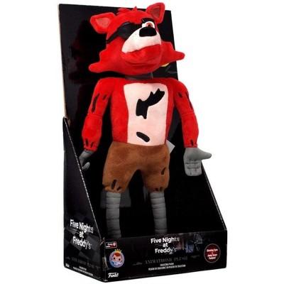 Zappies Five Nights At Freddys Foxy 13 Inch Animatronic Plush