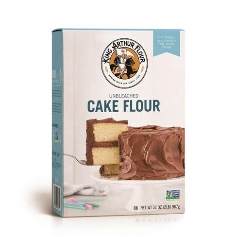 King Arthur Flour Unbleached Cake Flour - 32oz - image 1 of 4