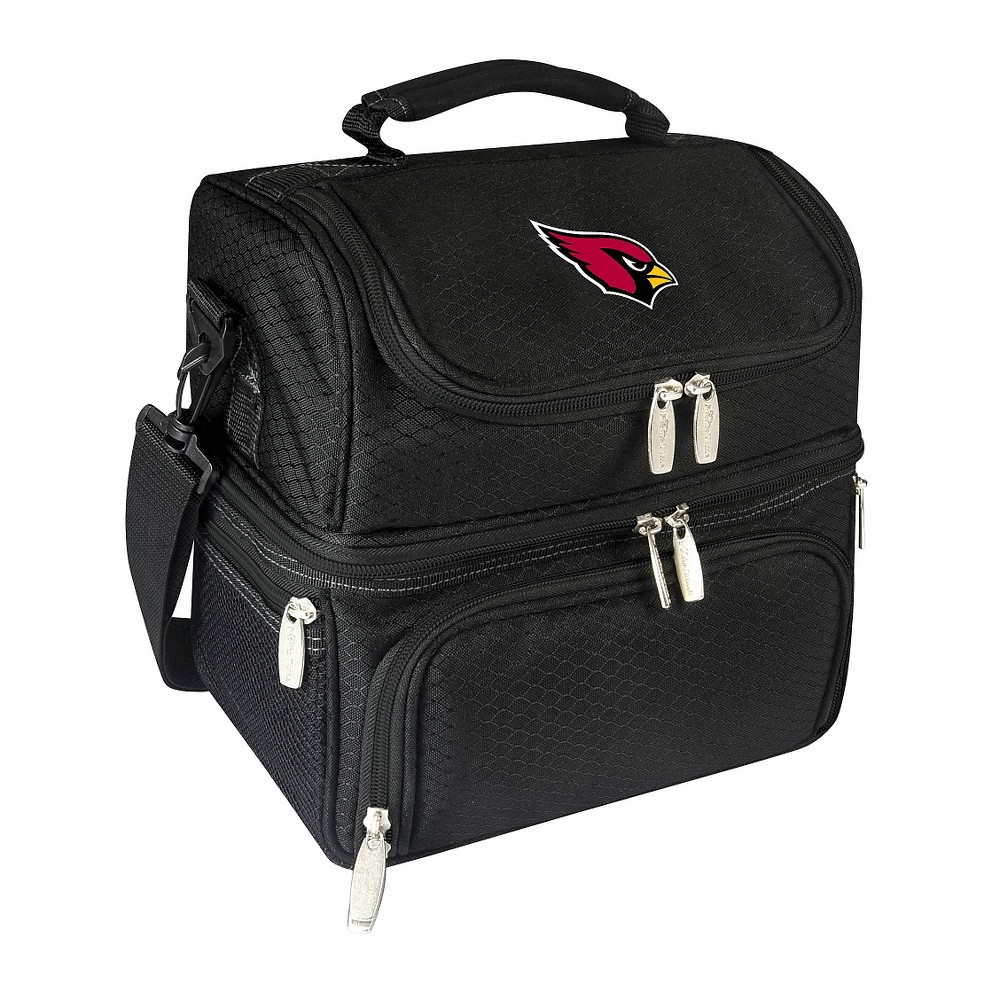 Arizona Cardinals - Pranzo Lunch Tote by Picnic Time (Black)