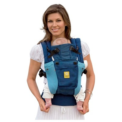 LILLEbaby Complete Airflow Carrier - Blue