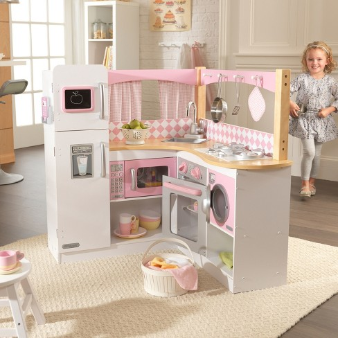 Kidkraft Grand Gourmet Corner Kitchen 4pc Target