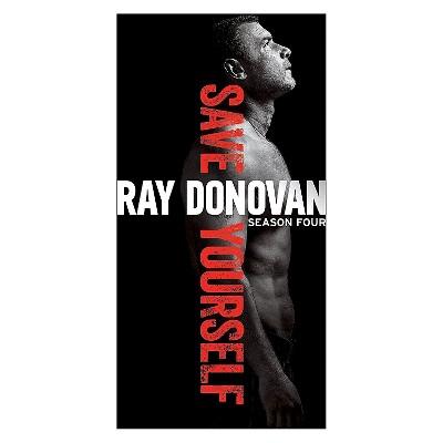 Ray Donovan: The Fourth Season (DVD)