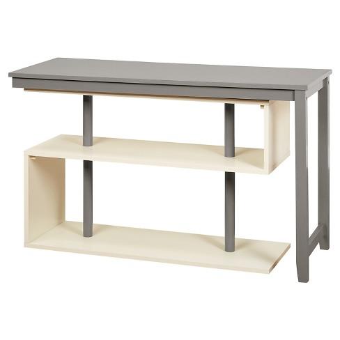 Webster Swing Desk - Gray - TMS - image 1 of 2