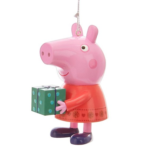 About this item - Peppa Pig Presents Christmas Tree Ornament : Target