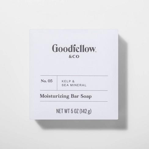 No. 05 Kelp & Sea Mineral Moisturizing Bar Soap - 5oz - Goodfellow & Co™ - image 1 of 2