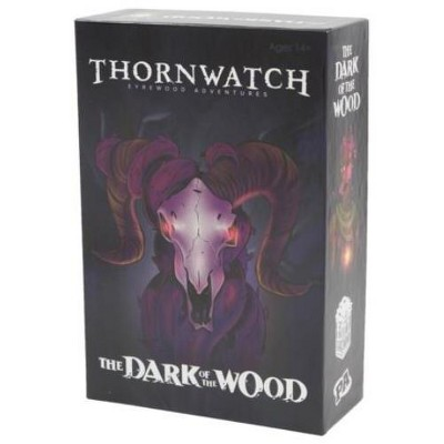 Dark of the Wood Board Game