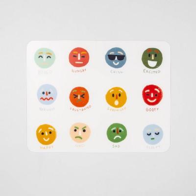 Plastic Emotions Kids Placemat - Pillowfort™