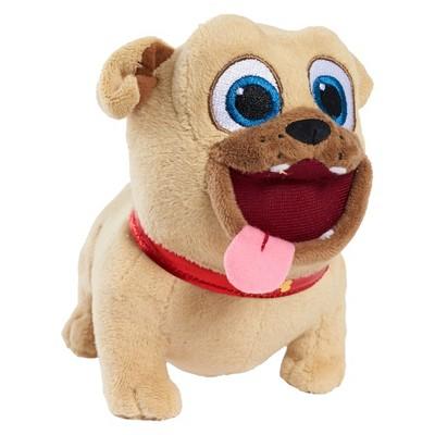 Disney - Puppy Dog Pals Rolly Bean Plush