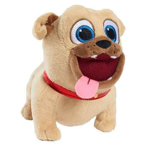 Disney Puppy Dog Pals Bean Plush Rolly Target