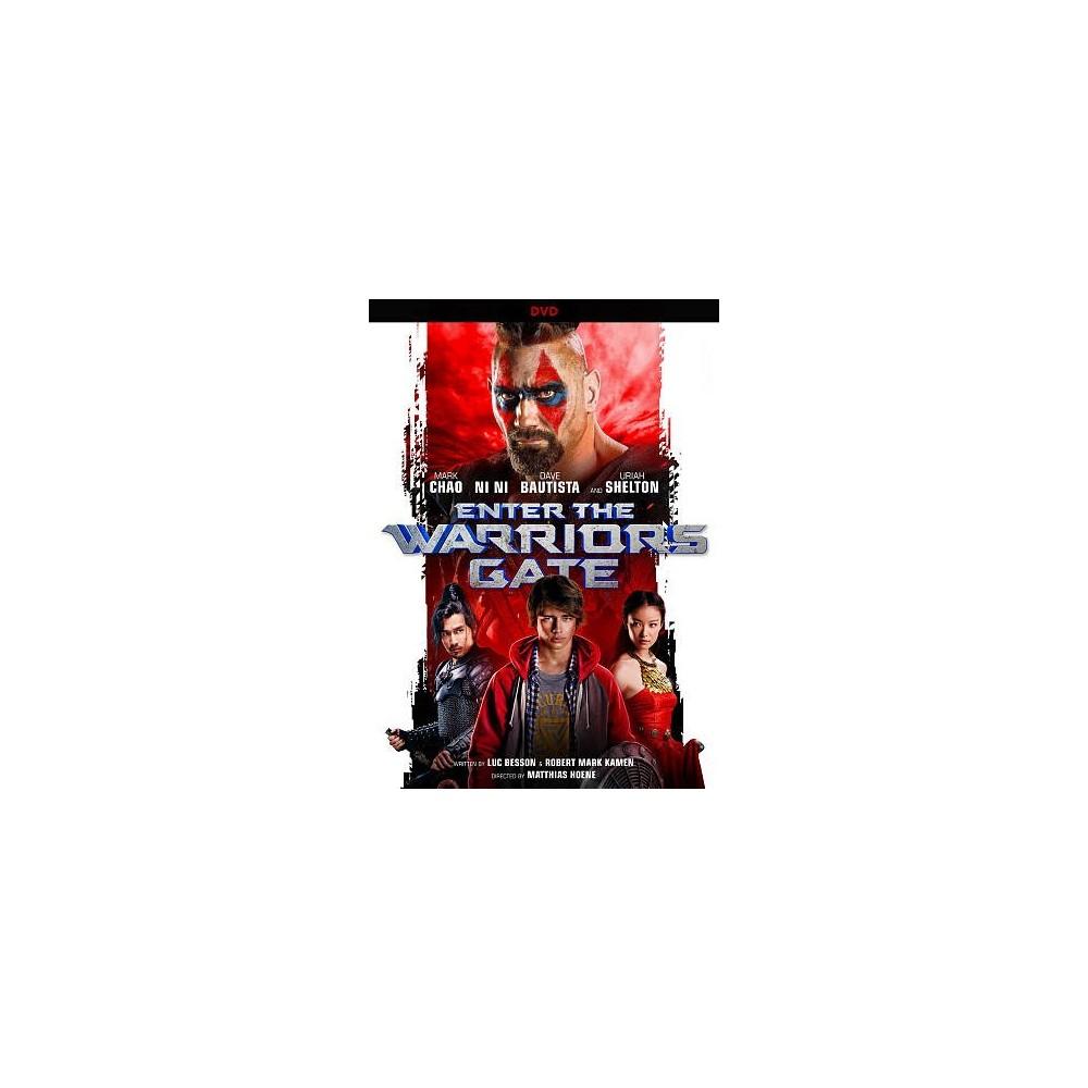 Enter The Warriors Gate (Dvd)