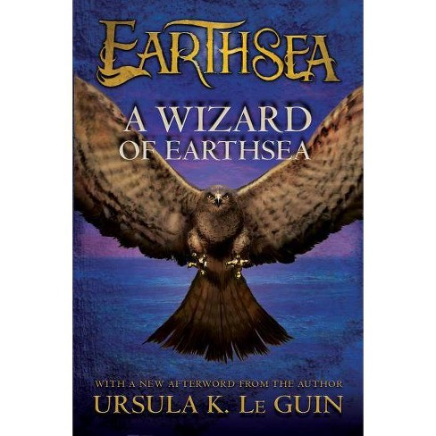 A Wizard of Earthsea - (Earthsea Cycle) by  Ursula K Le Guin (Hardcover) - image 1 of 1