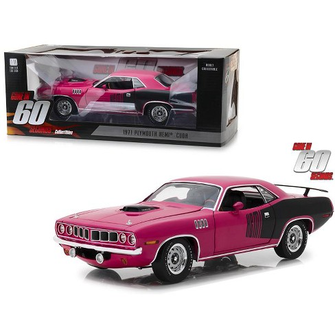 1971 Plymouth Hemi Cuda (Shannon's) Pink from
