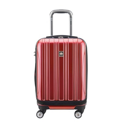 "DELSEY Paris Aero 19"" Carry On Spinner Suitcase"