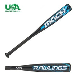 "Rawlings Mach 2 25"" Teeball Bat 2018"