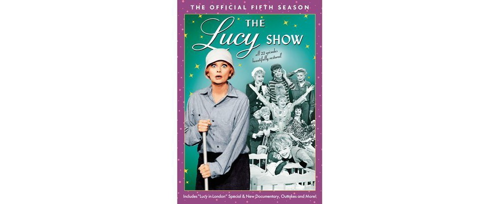 Paramount The Lucy Show: The Official Fifth Season [4 Discs]