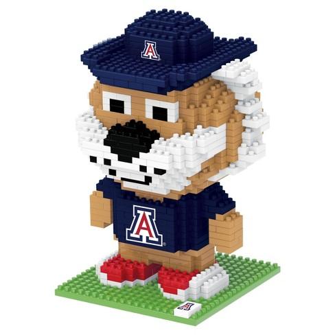 NCAA Arizona Wildcats 3D BRXLZ Mascot Puzzle 1000pc - image 1 of 1