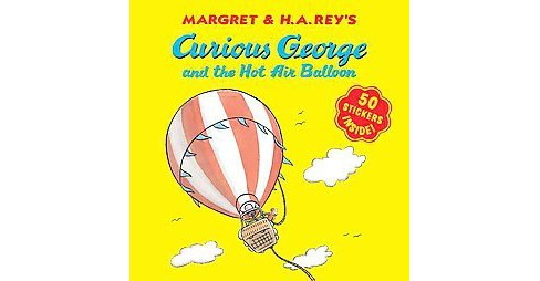 Curious George and the Hot Air Balloon (Reprint) (Paperback) - image 1 of 1