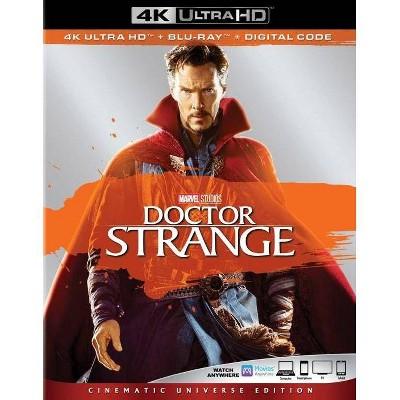 Doctor Strange (4K/UHD)
