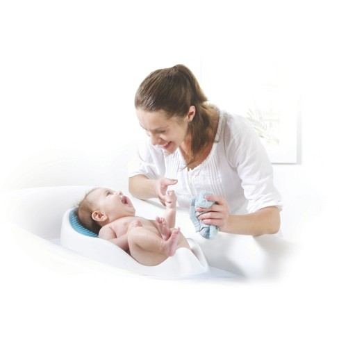 8ac8c7923ad9 Angelcare Baby Bath Support - Turquoise : Target