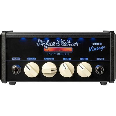 Hughes & Kettner Spirit of Vintage 25W Nano Amp Head Black