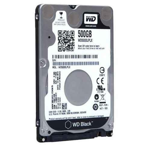 "6GB//s 2.5/"" Western Digital 1TB 7200rpm"
