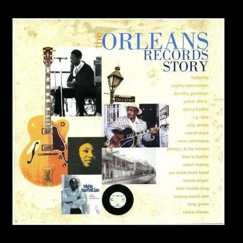 Various - Orleans records story (CD) - image 1 of 1
