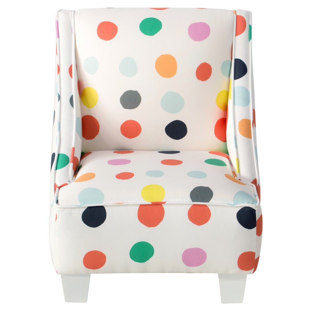 Image of Kids Chair - Large Dot Multi - Oh Joy!