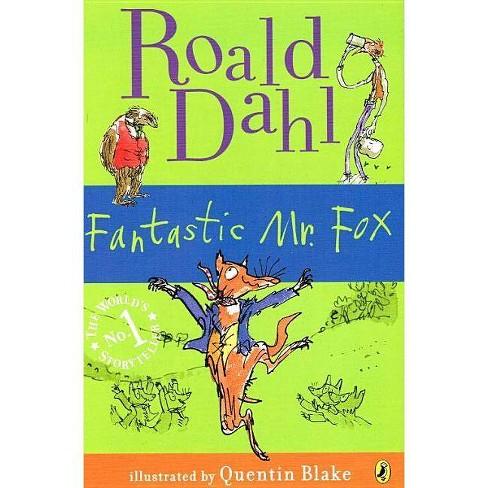 Fantastic Mr. Fox - by  Roald Dahl (Hardcover) - image 1 of 1