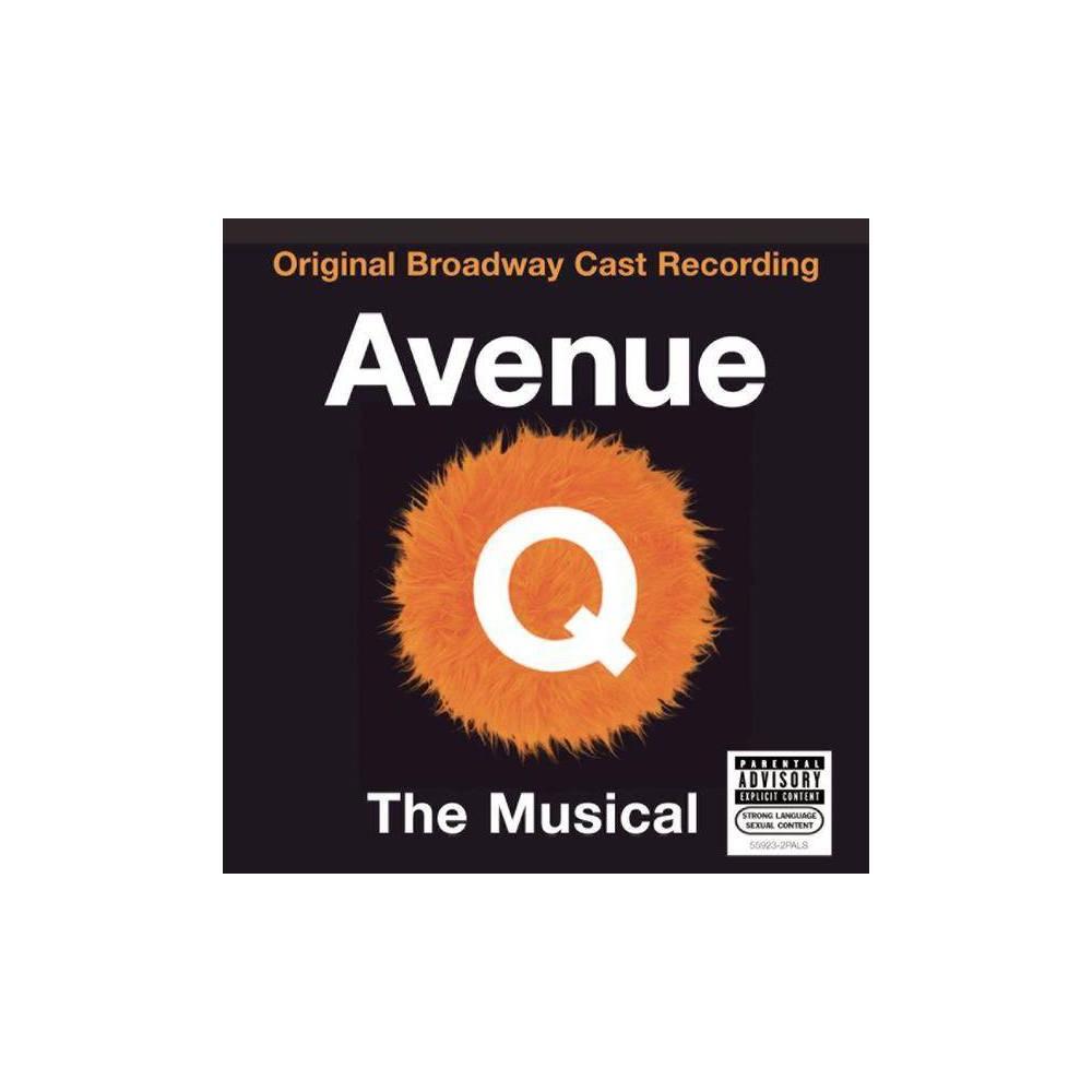Original Cast - Avenue Q (OCR) (EXPLICIT LYRICS) (CD) Buy