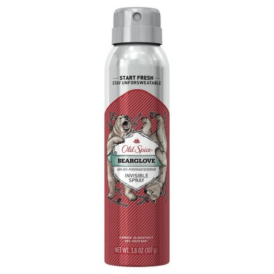 Deodorant: Old Spice Wild Collection