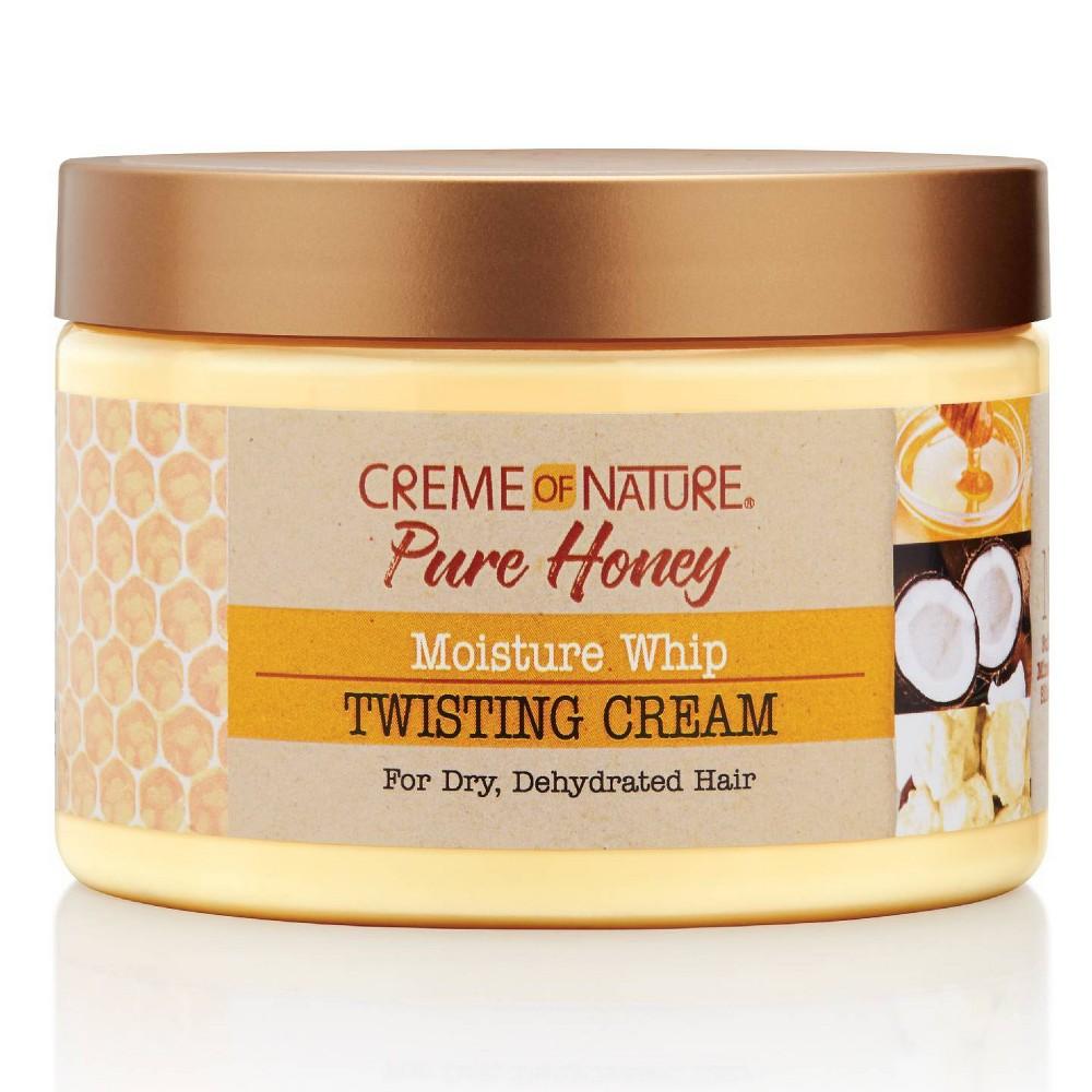 Image of Cream of Nature Pure Honey Moisture Whip Twisting Cream - 11.5oz