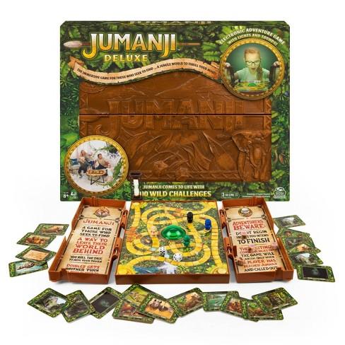 Jumanji Deluxe Board Game - image 1 of 4