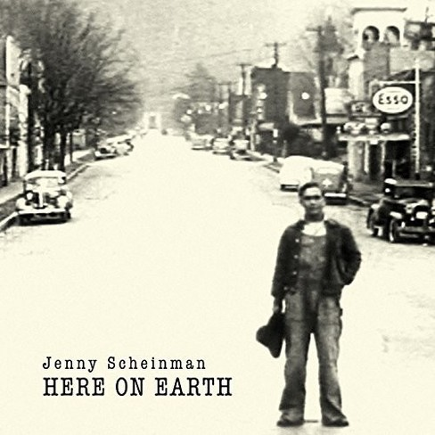Jenny Scheinman - Here On Earth (CD) - image 1 of 1