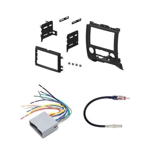 car wiring harness kits xscorpion 08 11 car stereo mounting dash kit   wiring harness  car stereo mounting dash kit