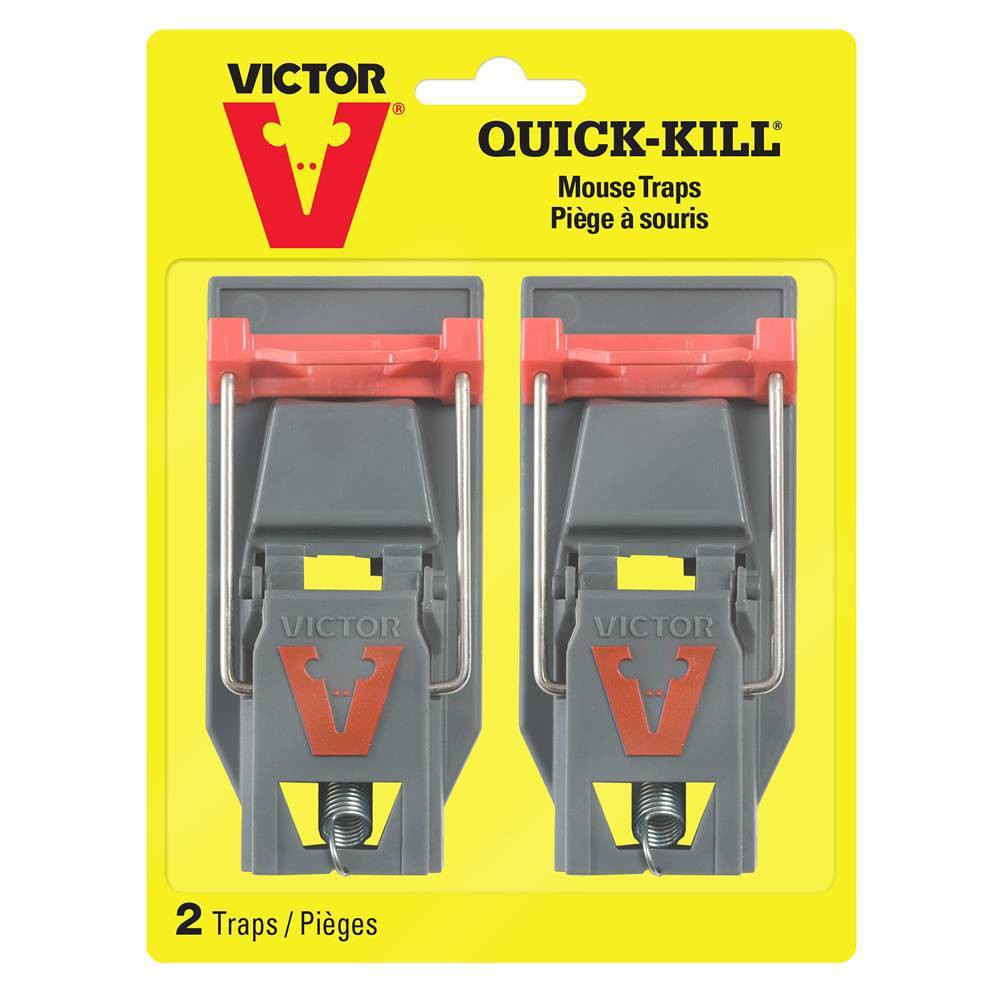 Image of 2pk Quick Kill Mouse Trap - Victor