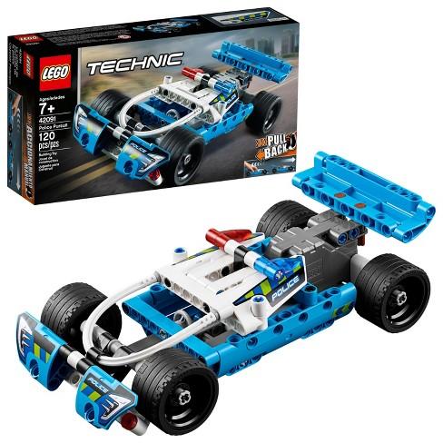 Lego Technic Police Pursuit 42091 Target