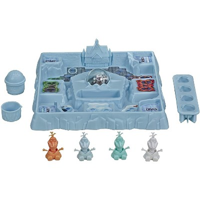 Hasbro Disney Frozen Olafs Ice Adventure Trouble Game | 2-4 Players