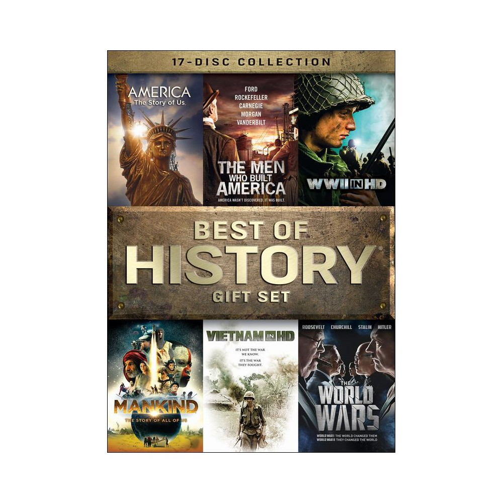 Best Of History (Dvd), Movies