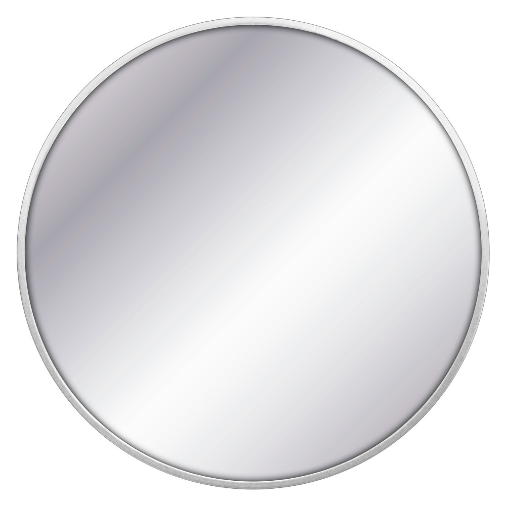 Decorative Wall Mirror Silver - Project 62, Brass
