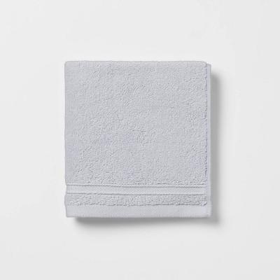 Performance Washcloth Light Blue - Threshold™